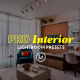 Pro Interior Lightroom Presets - GraphicRiver Item for Sale