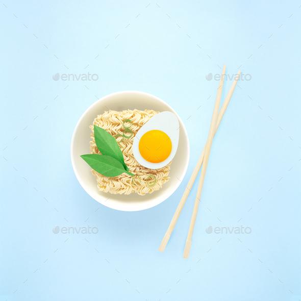 Tasty ramen. - Stock Photo - Images