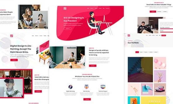 Fian - Creative HTML5 Template
