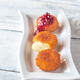 Camembert nuggets with cranberry sauce - PhotoDune Item for Sale