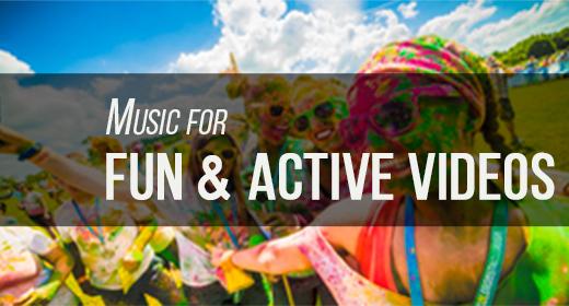 Fun & Active Videos