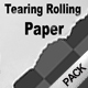 Tearing Rolling Paper - VideoHive Item for Sale