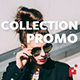 Fashion Brand // New Collection Promo - VideoHive Item for Sale