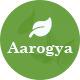 Aarogya | Healthcare Nutrition and Wellness Shopify Theme