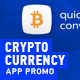Cryptocurrency App Promo - VideoHive Item for Sale