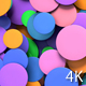 Circles Shapes Motion 1 - VideoHive Item for Sale