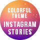 Colorful Instagram Stories Pack - VideoHive Item for Sale
