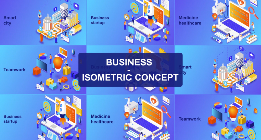 Isometric Concepts