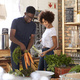 Couple Buying Fresh Fruit And Vegetables In Sustainable Plastic Free Grocery Store - PhotoDune Item for Sale