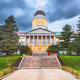 The Maine State House in Augusta, Maine, USA - PhotoDune Item for Sale