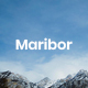 Maribor - Creative PowerPoint Template - GraphicRiver Item for Sale