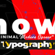 Minimal Typograpy Opener - VideoHive Item for Sale