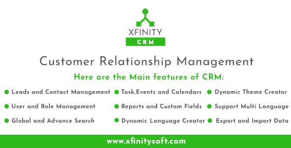 Xfinity CRM - Real Estate CRM Built for Estate Agents