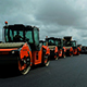 Industrial Machines Laying Asphalt On New Road - VideoHive Item for Sale