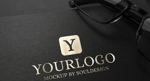 SoulDesign Logo Mockups