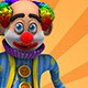 Dancing Circus Clown - VideoHive Item for Sale