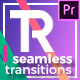 Creative Seamless Transitions for Premiere Pro - VideoHive Item for Sale