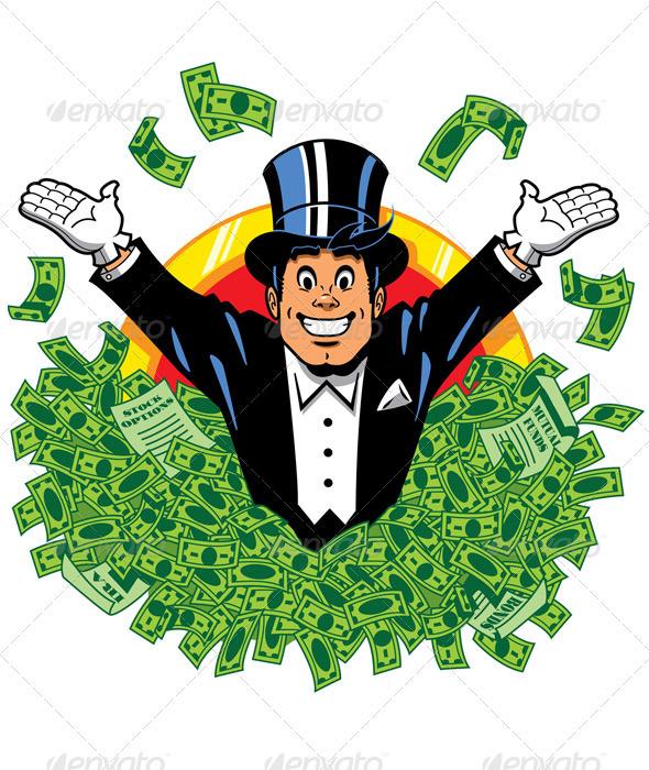Billionaire - People Characters