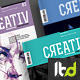 Creative Magazine - Showcase for Artists - GraphicRiver Item for Sale