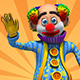 Circus Clown Waving Hand Hello (3-Pack) - VideoHive Item for Sale