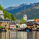 Hallstatt village, Austria - PhotoDune Item for Sale
