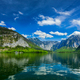 Hallstätter See mountain lake in Austria - PhotoDune Item for Sale