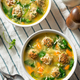 Homemade Italian Wedding Soup - PhotoDune Item for Sale