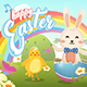 Easter Bunny and Chicken Dance Greeting - VideoHive Item for Sale