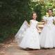 happy beautiful girls with white wedding dresses - PhotoDune Item for Sale