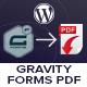 Free Download WordPress Gravity Forms PDF Nulled
