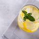 Lemon infused water - PhotoDune Item for Sale