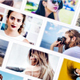Mosaic Photo Reveal - VideoHive Item for Sale