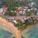 Aerial panorama view of mirissa town in sri lanka - PhotoDune Item for Sale