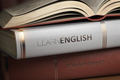Learn English. Books and textbooks for English studying. - PhotoDune Item for Sale