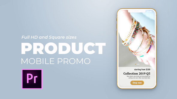 Mobile Product Promo Video