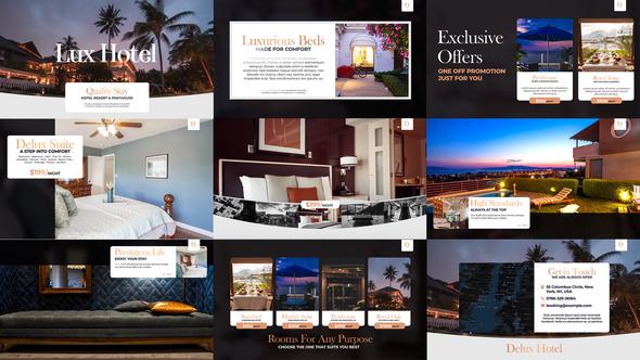 Delux Luxury Hotel Kit