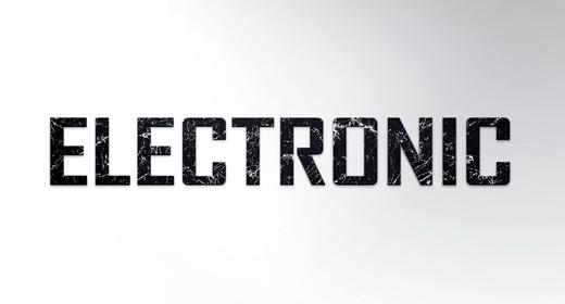 Electronic by Serhii Volynchuk