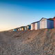 Beach Huts at Milford on Sea - PhotoDune Item for Sale