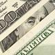 Benjamin Franklin portrait at hundred dollar bills. - PhotoDune Item for Sale