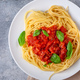 Pomodoro pasta above - PhotoDune Item for Sale