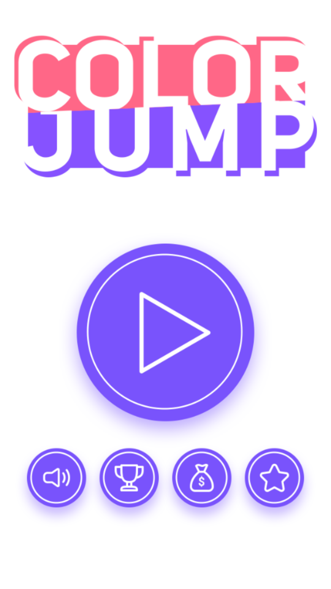 Color Jump PRO (Android) Color Switch like Game + Easy To Reskine + AdMob