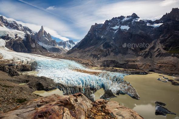 Cerro Torre - Stock Photo - Images