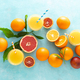 Orange and grapefruit freshly squeezed juice - PhotoDune Item for Sale