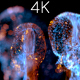 Bokeh Particle Logo Sting - VideoHive Item for Sale