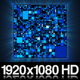 Data Information from Microprocessor CPU Chip - VideoHive Item for Sale
