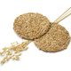 Fresh baked homemade crispy oat crackers and dried ears - PhotoDune Item for Sale