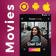 Online Movie & Video Streaming Android + iOS App Template | HTML + Css IONIC 3 - CodeCanyon Item for Sale