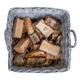 Basket Of Split Fire Wood - PhotoDune Item for Sale