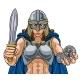 Viking Trojan Celtic Knight Gamer Warrior Woman - GraphicRiver Item for Sale