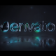 3D Dark Light Logo Reveal - VideoHive Item for Sale